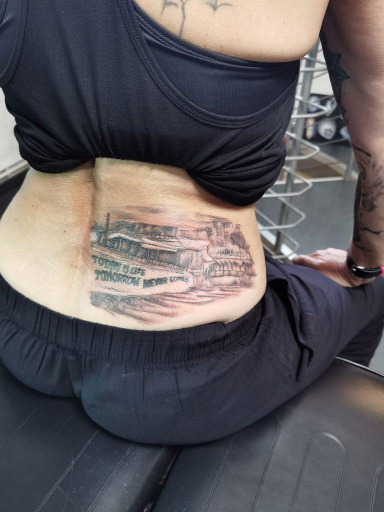 Traeume Visionen Tattoo